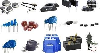 Semiconductores CKE HVCA HVPSI DISTRONICA