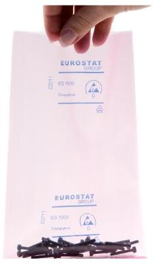Bolsa Antiestática Eurostat - Distronica